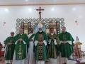 Msza w Melgaço - nasze pożegnanie