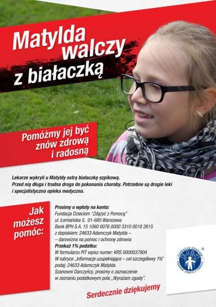 Matylda_walczy_z_białaczka