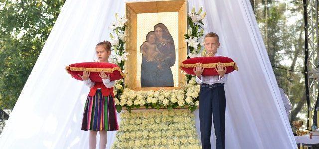 Koronacja Obrazu Matki Bożej Glinieckiej 10 wrzesień 2017